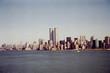 1993, New York et son world trade center