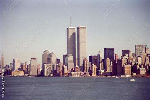 1993, New York et son world trade center - 218081231