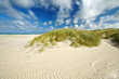 Dünensand an der Nordsee