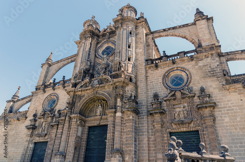 cathedral Jerez de la Frontera