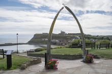 Whitby Whale Jawbone Arch