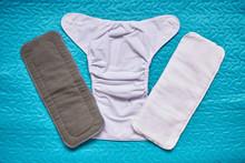 Open Cloth Diaper