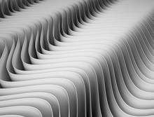 Abstract Wave Pattern Backgrou...