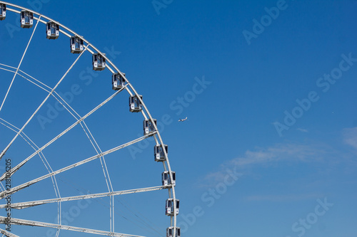 Zdjęcie XXL Paris Ferris Wheel