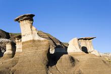 Hoodoo Rock Formation