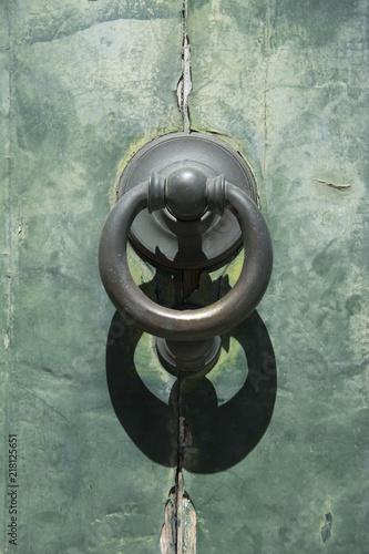 Fotografie, Obraz  Vecchia porta