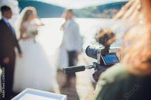 Fotografie, Obraz  Filmmaking