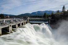 Post Falls Dam