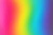 canvas print picture - Abstract blurred rainbow background. Colorful wallpaper. Bright colors.