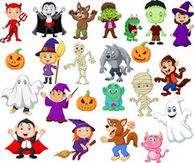 Big Collections Of Halloween C...