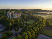 Drone Image Of Arundel Castle ...