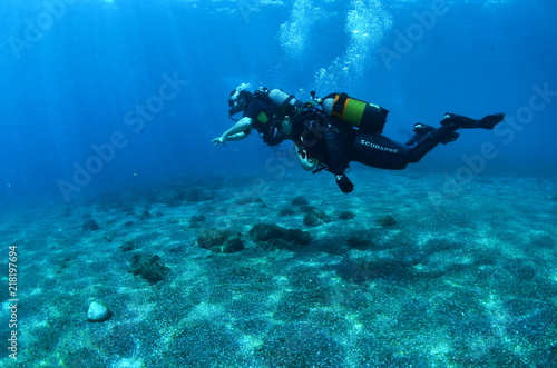 Buceo Canvas