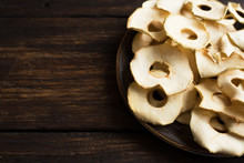 Apple Dehydrated Chips