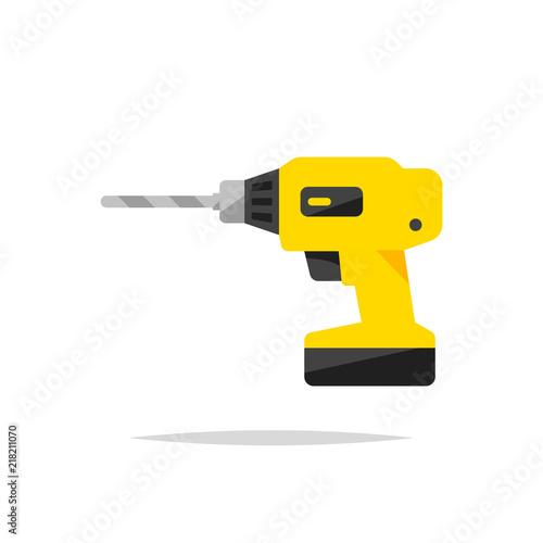 Stampa su Tela Drill vector isolated