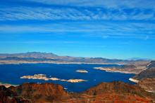 Lake Mead Arizona Nevada America