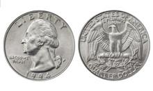 Quarter Dollar, United States ...