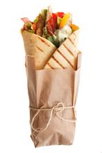 The Doner Kebab (shawarma) Iso...