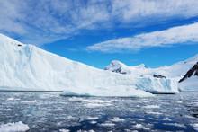 Landscape Of South Pole
