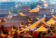 Yellow Roofs Forbidden City Be...