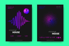 Music Posters With Equalizer A...