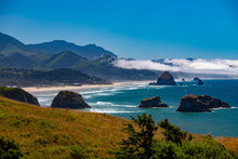 Beautiful View Of Cannon Beach...
