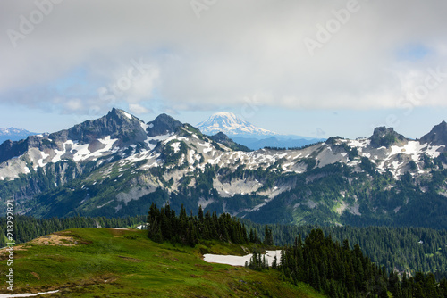 Cadres-photo bureau Alpes Glacier Mount Rainier