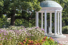 The Old Well Is The Symbol Of UNC Chapel Hill