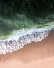 Ariel Ocean Shot