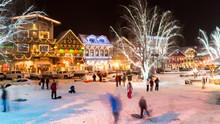 Leavenworth, WA Winter Night S...