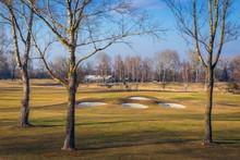 Golf Course Seen From Flood Em...