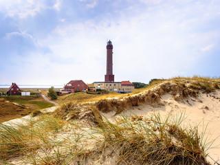 Insel Norderney Leuchtturm