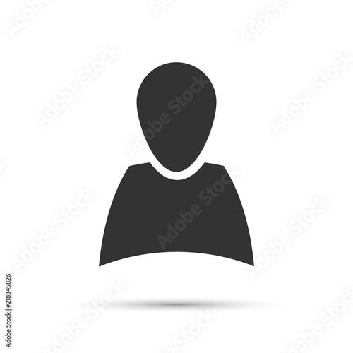 People Iconperson Logo Kaufen Sie Diese Vektorgrafik Und Finden