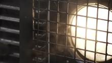Steam In Headlights Of A Vinta...