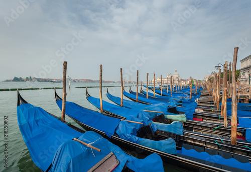 Foto op Aluminium Tunesië Views around empty Venice 2011
