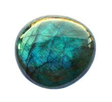 Labradorite Round Gemstone. Sh...