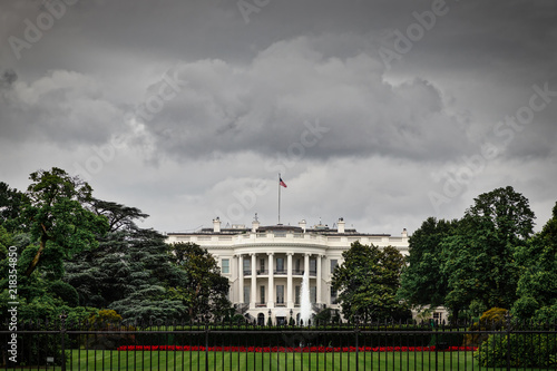 Photo White House Storm