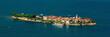 canvas print picture - Isola dei Pescatori