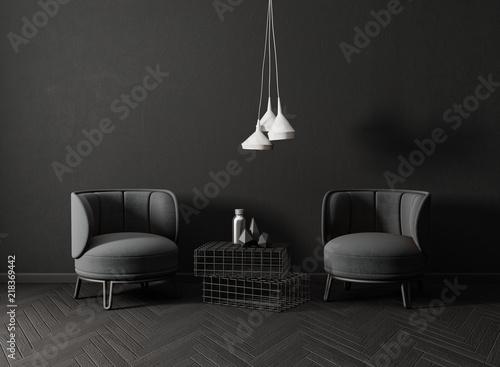 Obraz na plátne  interior