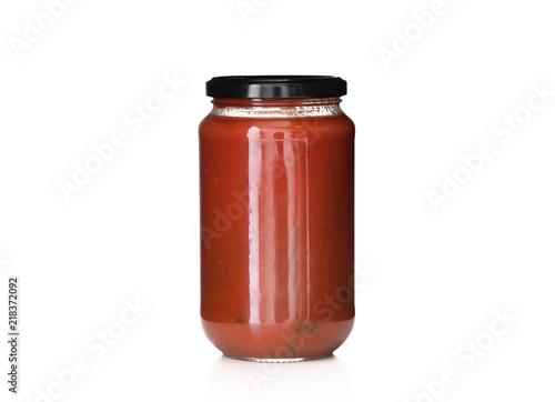 tomato sauce bottle Wallpaper Mural