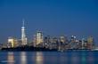 Lower Manhattan Lights