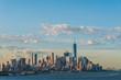 Downtown view of Manhattan