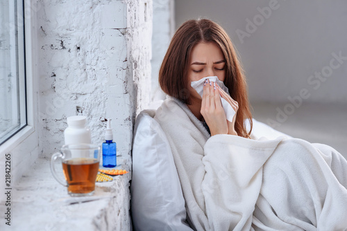 Foto  Cold and flu