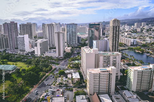 Photo Waikiki City View
