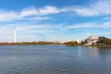Washington DC Panorama Around ...