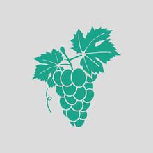 Icon Of Grape
