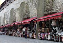 Streets Of  The Capital Tallinn, Estonia