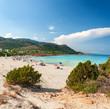 Sardegna, spiaggia di su Sirboni, Ogliastra