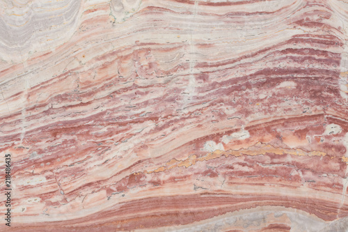 Autocollant pour porte Marbre Marble background in new pink tone.