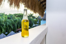 Cool Refreshing Bottle Of Lage...