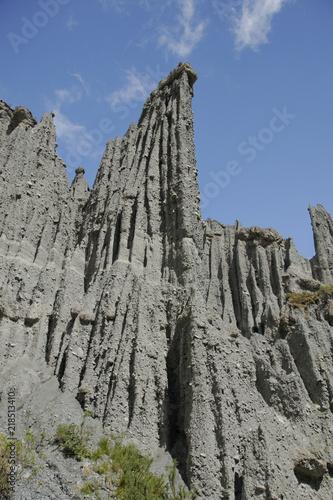Photo  Putangirua Pinnacles